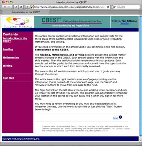 cbest math section cbest gre test