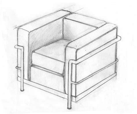 Barcelona Chair Comfortable Those Famous Chairs Please Sketch