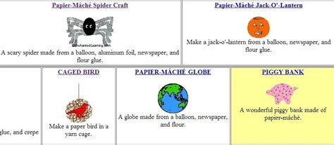 earthworm enchanted learning software 5 free websites to learn paper mache