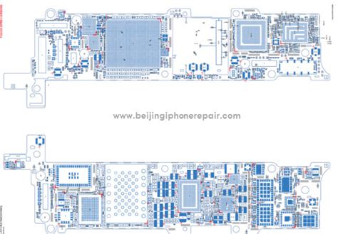 iphone 5s motherboard diagram iphone 5 s complex schematics diagrams look like