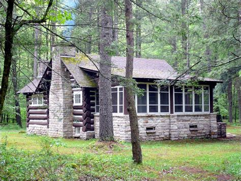 West Cabins by Carr China West Virginia State Parks
