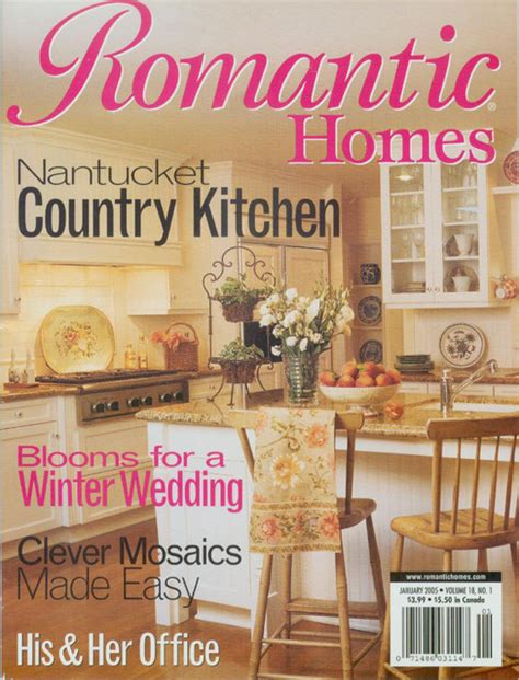 cottage kitchens magazine homes magazine cover kitchen white beadboard