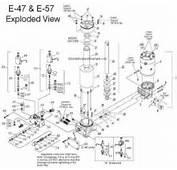Meyer E 47com  47 Snow Plow Pump Information