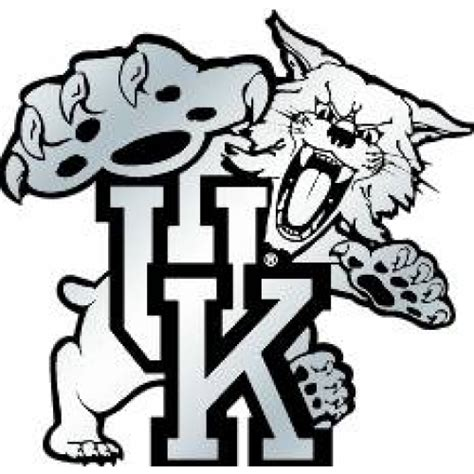 Free Kentucky Wildcats Coloring Pages | free kentucky wildcats coloring pages