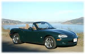 2001 mazda miata special edition for sale in san rafael