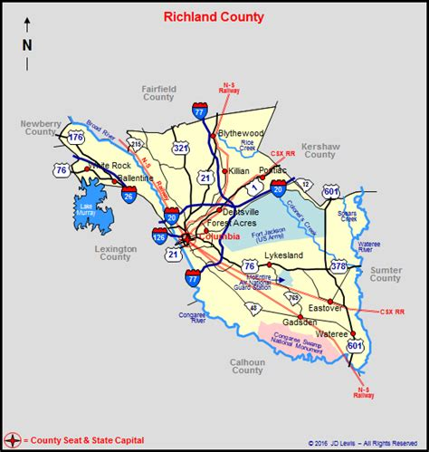 County S C Records Richland County Images