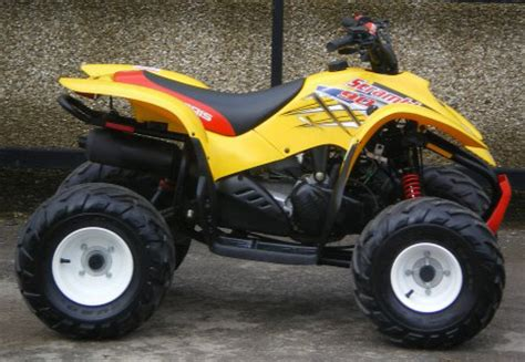 Polaris Scrambler 50 90 Atv 2003 Service Repair Manual