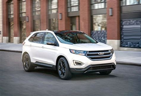 Ford Edge 2020 by 2020 Ford Edge Concept 2017 2018 2019 Ford Price