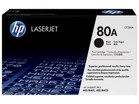 Toner Laserjet Hp 80a Original Bergaransi hp 80a black original laserjet toner cartridge hp 174 official store
