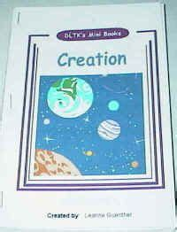 creation story for kids book creation mini book kids bible pinterest