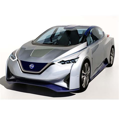 nissan car models 2015 nissan ids concept 2015 3d model max cgtrader com
