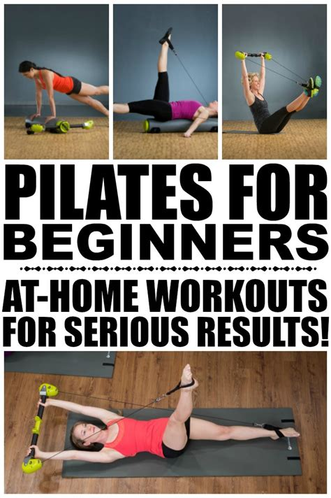 pilates for beginners at home workouts for