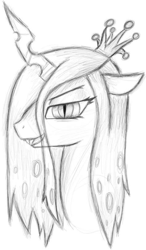 Queen Chrysalis Coloring Pages Coloring Pages Chrysalis Coloring Pages