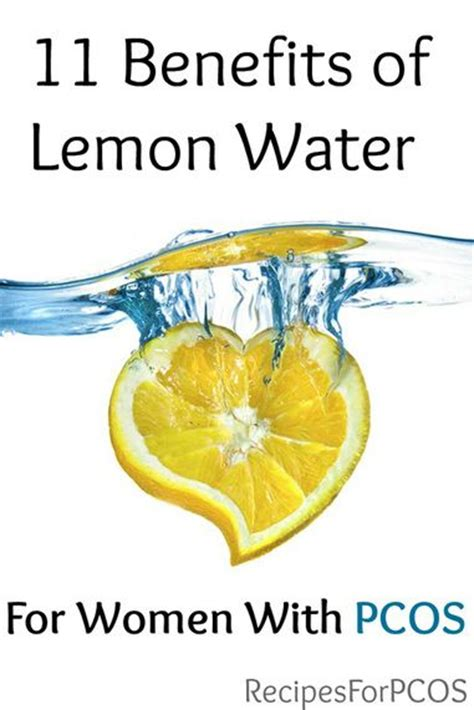 Lemon Juice Detox Symptoms by 11 Benefits Of Lemon Water For With Pcos If You