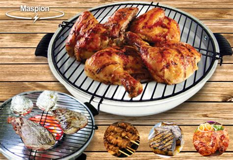 Fancy Grill Maspion jual maspion fancy grill kitchen table top hargahot