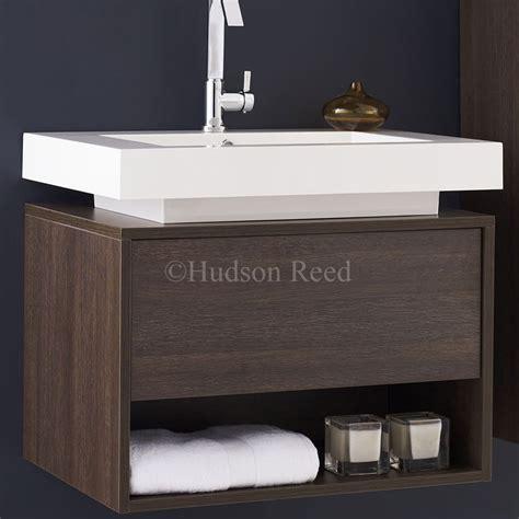 hudson reed bathroom vanity units hudson reed recess 70cm wall mounted vanity unit reviews