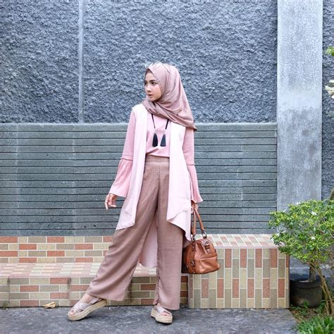 Dress Baju Luaran mix and match baju luaran inner 2018 ala selebgram