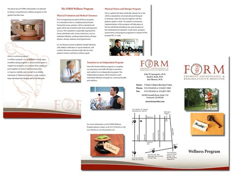 design form brochure portfolio business collateral collective discovery