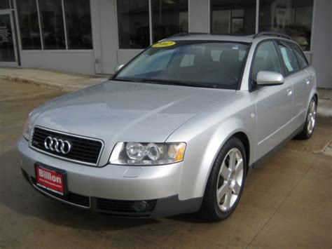 Audi A4 Quattro Avant by 1999 Audi A4 Avant 1 8 Quattro Related Infomation