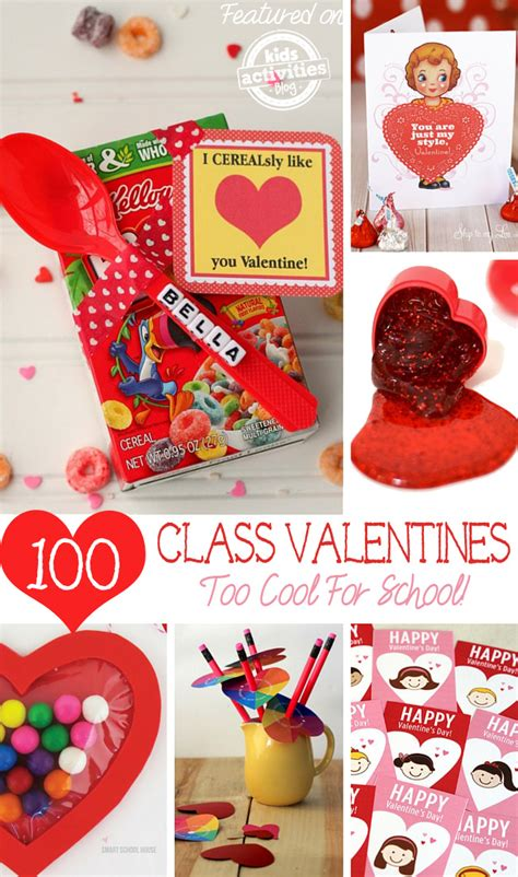 valentines for school 100 class valentines that can make give fast dig