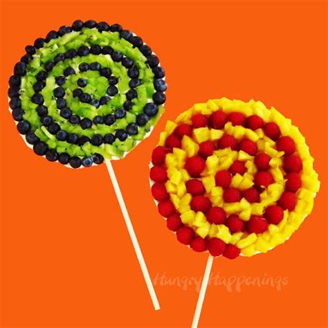 Pop Fruit Swirly Pop Fruit Pizzas Beautiful And Tasty Desserts