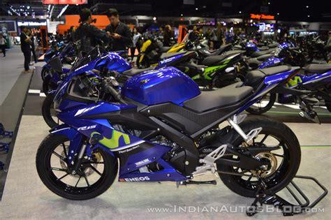 Decal Yamaha R15 V3 New All 2017 6 custom yamaha m slaz yamaha r15 v3 0 at 2017 thai motor expo