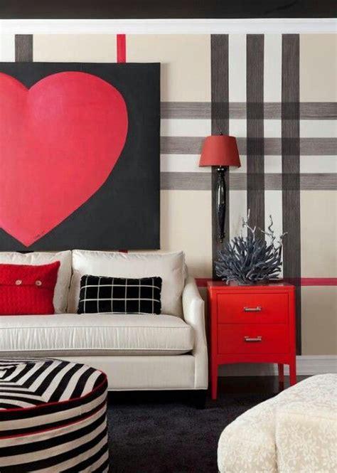 plaid wall   painting stripes  walls home decor