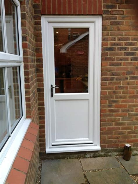 Dorking Glass Author At Dorking Glass White Upvc Front Door