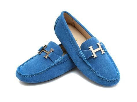 Hermesa Sandal Diskon Flat Shoes For Hermes Flat Shoes Blue Big