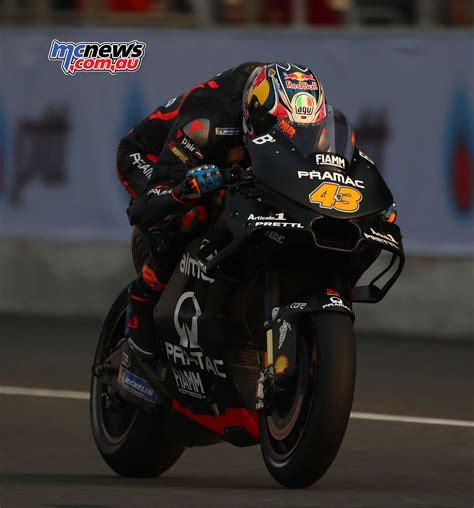 boris recaps motogp testing    qatartest