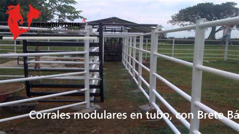 prctico para la construccin de corrales y manejo de aves y c corrales modulares en tubo youtube