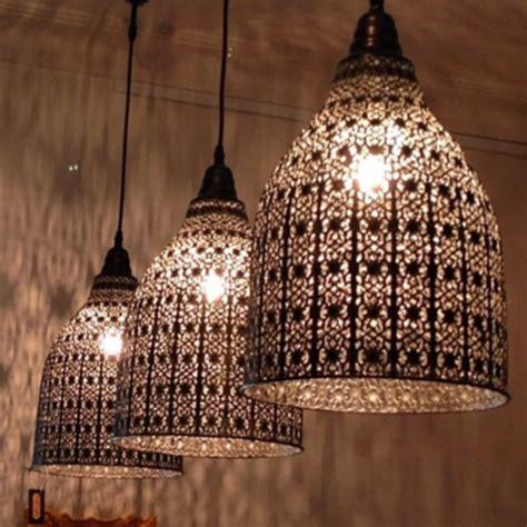 metal pendant lights pressed metal drop pendant higheight home living