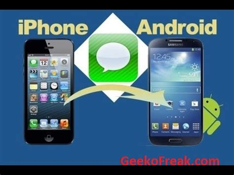 how to switch from iphone to android tranfer iphone to android computer freaks