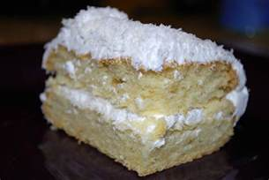 kuchen kokos the vegan version coconut cake