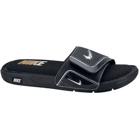 athletic slides shoes nike s comfort slide sandals athletic shoes shop