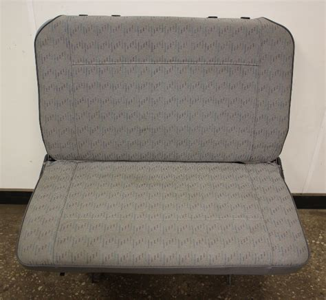 rv bench seat middle rear bench seat 1995 vw eurovan cer