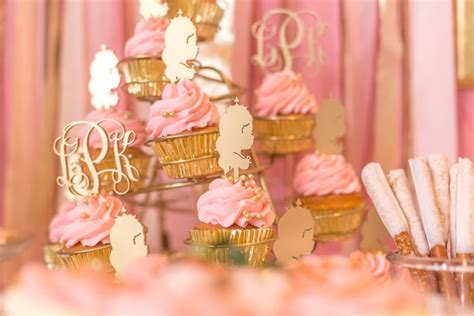 Ikea Pink Plates by Kara S Party Ideas Pink Amp Gold Princess Themed Birthday Party