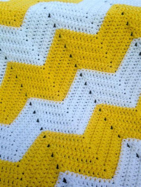 new crochet pattern for baby chevron blanket crochet crocheted chevron pattern baby blanket crochet pinterest