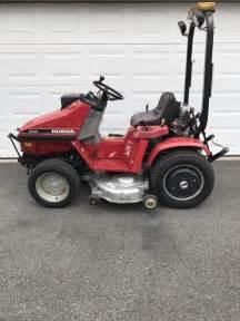 Honda Rt 5000 Honda 5013 Tractor 4 Wheel Drive 4 Wheel Steering 5518