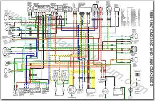 honda cmx 250 rebel 250 cruiser wiring diagram binatani