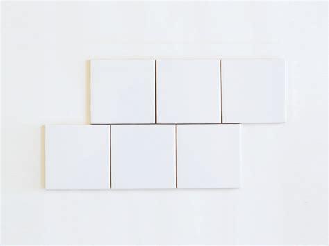 fliesen quadratisch daltile semi gloss white 4 1 4 in x 4 1 4 in ceramic