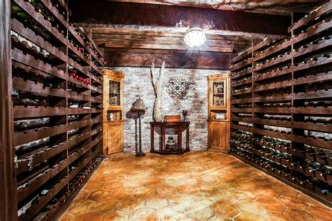 Wine Cellar Spiral Staircase Ranch Of The Week Wine Paradise In Gunter Tx