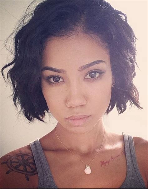 jhene aiko short hair jhen 233 aiko s hairstyles hair colors steal her style