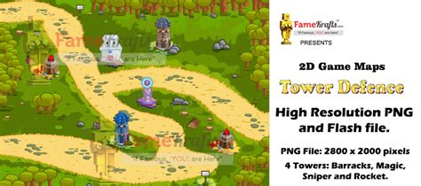 tutorial construct 2 tower defense game map pack 2d tower defense graphics scirra forums