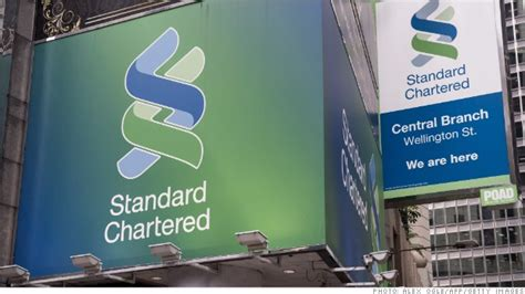 standard chartered bank standard chartered heading for 3rd u s fine aug 6 2014