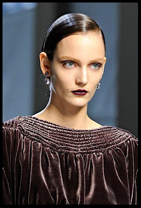latest makeup beauty trends autumn winter 2012 13 vogue uk beauty trends pat mcgrath makeup report fall winter 2012
