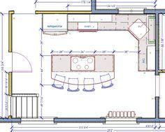 12x14 kitchen floor plan 1000 images about kitchen floor plans on pinterest