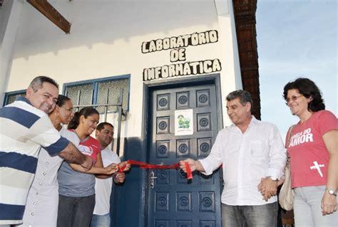 ladario sala p 233 rola news inaugurado laborat 243 de inform 225 tica e sala