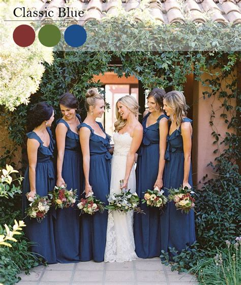 top 10 colors for spring summer bridesmaid dresses top 10 bridesmaids dresses colors for spring summer