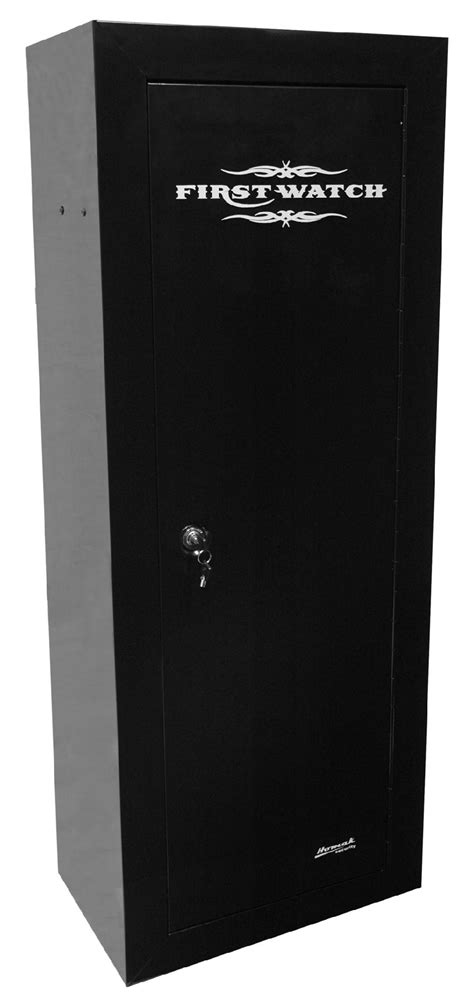 homak security 8 gun cabinet black